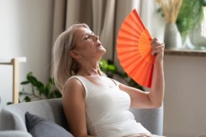"The Change Before ""The Change"" Hot Flashes, Infertility, Happening Earlier Than You'd Expect"